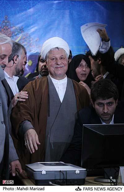 هاشمی رفسنجانی,انتخابات ریاست جمهوری