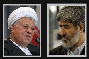 تماس هاشمی با رهبر انقلاب,انتخابات ریاست جمهوری