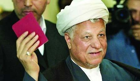 هاشمی در انتخابات92,ثبت نام هاشمی در انتخابات92