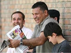 علی دایی,فوتبال ایران