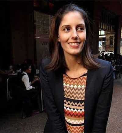دختران پولدار ایرانی,ثریا دارابی