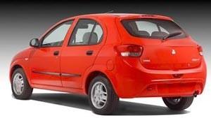 تولید خودرو ایرانی,خودرو ایرانی تیبا 2