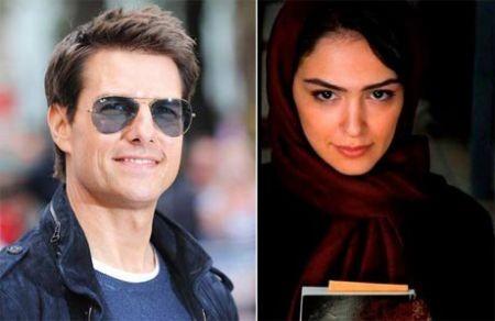 ازدواج جنجالی تام کروز,ازدواج جنجالی تام کروز با بازیگر زن ایرانی