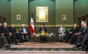 مذاکره امریکا با ایران,مذاکرات حسن روحانی با ایران