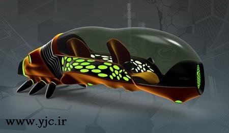 خودروی حشرهای با طراحی ایرانی,خودروی جدید