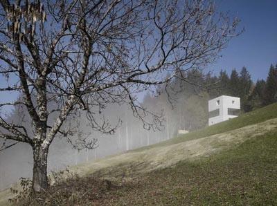 کوه آلپ,کلبه کوهستانی,ساخت کلبه های سنتی