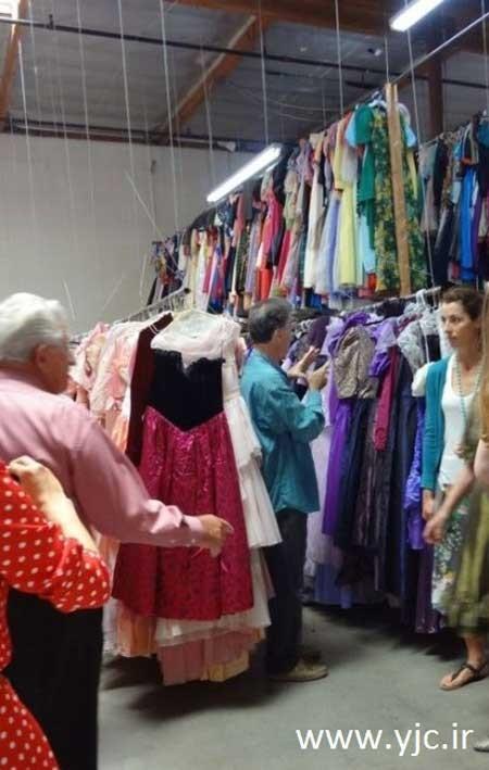 ابراز علاقه , خرید لباس,  زوج های جوان