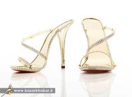 گرانترین کفش جهان