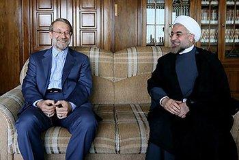 باطل کردن مصوبه دولت روحانی توسط لاریجانی