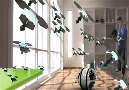 خانه را با این تکنولوژی تمیز کنید+تصاویر