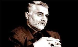 قاسم سلیمانی , سپاه پاسداران