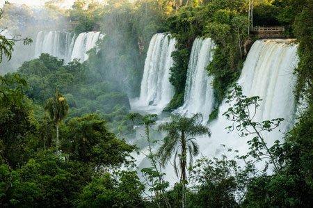 تصاویر آبشار گلوی شیطان, زیباترین آبشار دنیا