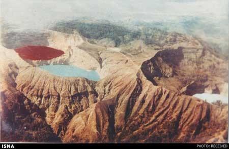 دریاچه ارواح شیطانی , دریاچه اشکها