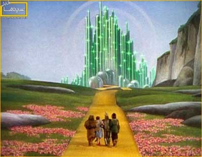 سینمای هاليوود , جلوه هاي ويژه , جادوگر اُز