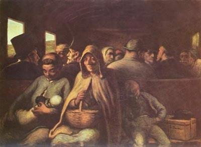 200 واگن قطار بازنشسته می شوند پاریس 200 سال پیش از نگاه یک نقاش