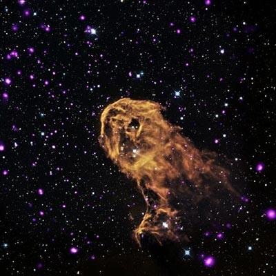 عکسهای فضایی,سحابی خرطوم فیل