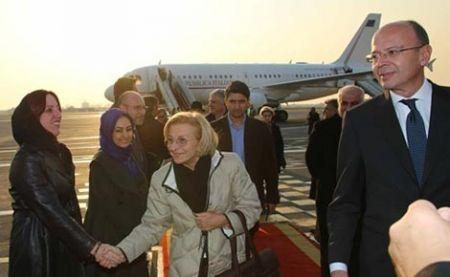 اخبار,حجاب وزیر خارجه ایتالیا,عکس وزیر خارجه ایتالیا