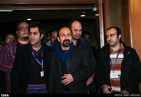 اصغر فرهادی در جشنواره فیلم فجر