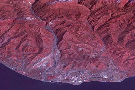 تصاویر فضایی ناسا از مکان المپیک سوچی +تصاویر
