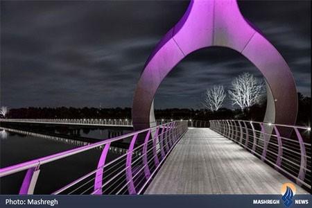 اخبار,اخبار گوناگون,طولانیترین پل عابر پیاده در اروپا