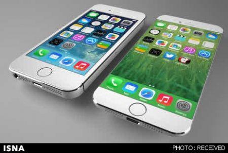 اخبار,اخبار تکنولوژی,طراحی جدید آیفون 6