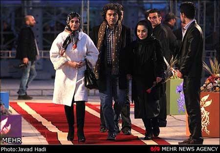 عکس مراسم افتتاحیه جشنواره فیلم فجر