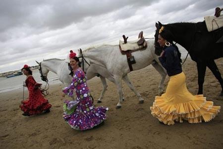 برگزاری یک فستیوال آیینی سالانه در پارک ملی