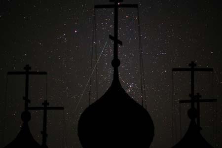 آسمان پر ستاره شهر ایوانووا روسیه tip-tap.ir