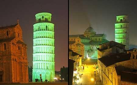 عکسهای جالب,صاویر جالب,برج پیزا