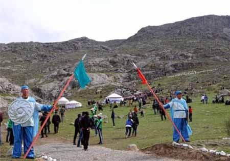 اخبار,اخبار گوناگون,نادرترین گلهای دنیا در قرقیزستان