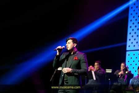 اخبار,اخبار فرهنگی,کنسرت احسان خواجه امیری