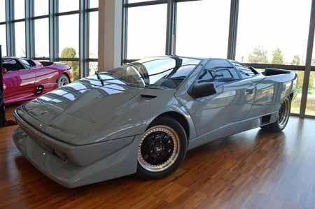 اخبار,اخبار گوناگون,موزهی خودروهای لامبورگینی