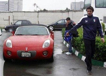 اخبار ,اخبار ورزشی ,گرانترین ماشین فوتبالیست های ایرانی