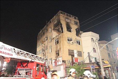اخبار ,اخبار حوادث ,تصاویری از خسارت های انفجار در سعادت آباد