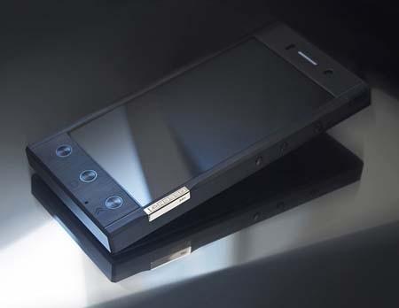 اخبار , اخبار تکنولوژی,تولید گوشی های 2500 دلاری,تصاویری از گرانقیمت ترین گوشی