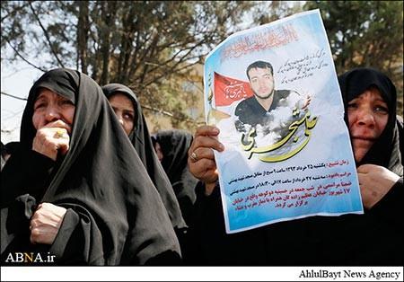 احتمال جنگ:ایران اماده حمله به داعش