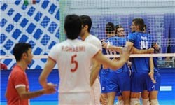 اخبار,تیم ملی والیبال ایران
