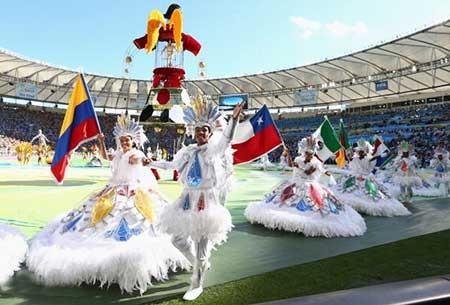 اخبار,اخبار ورزشی,مراسم اختتامیه جام جهانی 2014