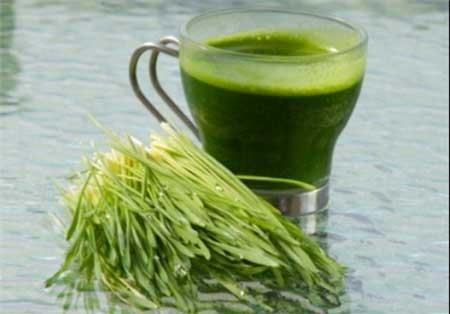 آب سبزی جو