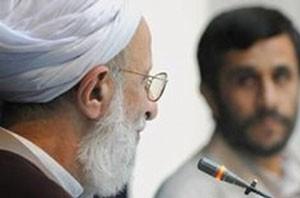 اخبار,اخبارسیاسی, کنایه مجدد مصباح یزدی به روحانی