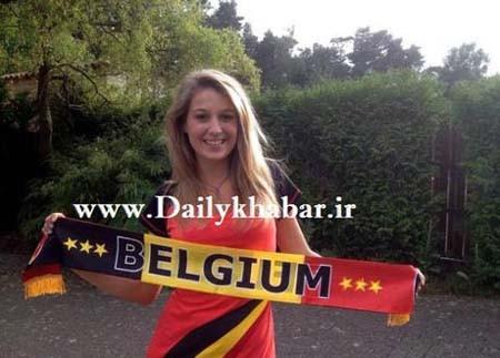 اخبار , اخبار گوناگون ,تصاویر دختری با 4000 خواستگار,خواستگارهای مدل بلژیکی