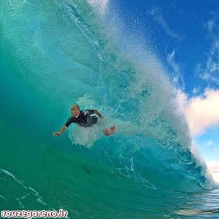 اخبار , اخبار گوناگون ,زیبایی امواج دریا,تصاویری از امواج دریا