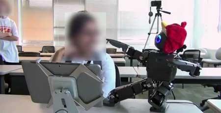 اخبار , اخبار علمی ,ربات درمانگر