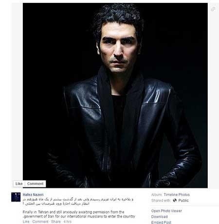 جهانیترین آلبوم موسیقی ایران، تنها در ایران اجرا نمیشود