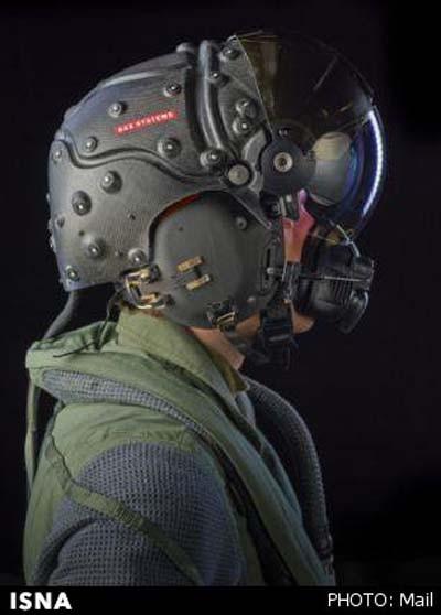 اخبار , اخبار علمی,دید خلبان ها در شب,تصاویری از کلاه واقعیت مجازی