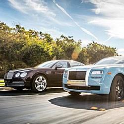 اخبار , اخبار گوناگون,بهترین خودروهای رولزرویس و بنتلی,مقایسه رولزرویس و بنتلی