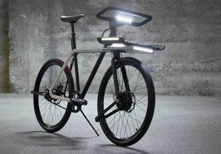 اخبار,اخبارعلمی,دوچرخه هوشمند