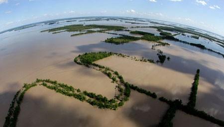 آشنایی با خطرناک ترین رودخانه های جهان + تصاویر