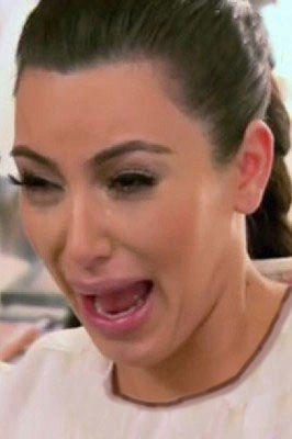 شکل قیافه ستاره های مشهور هنرمند زن جهان هنگام گریه کردن +تصاویرجالب