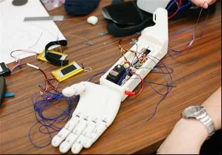 اخبار,اخبار علمی,بازوی رباتیک